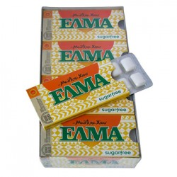 ELMA Chewing Gum Sugar Free - blistr