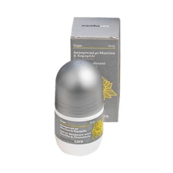 Roll-on deodorant s mastichou a heřmánkem 50 ml